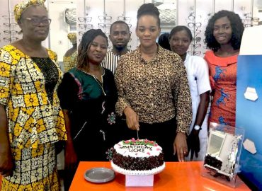 DR. AGENMONMEN CELEBRATES BIRTHDAY